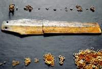 Golden dagger from Dabene