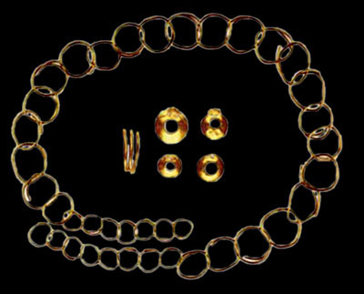 Gold Treasure from Hotnitsa