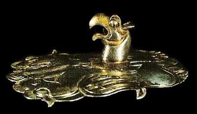 Decoração frontlet - Cavalo de armadilhas.  O Tesouro Lukovit