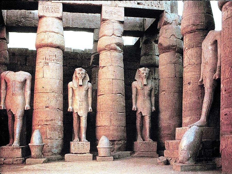 Temple of Amun Ra