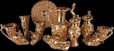 The Panagyurishte Golden Treasure